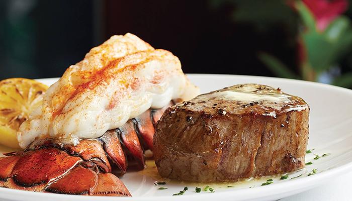 Valentine's Dinner at Fleming's Prime Steakhouse & Wine Bar