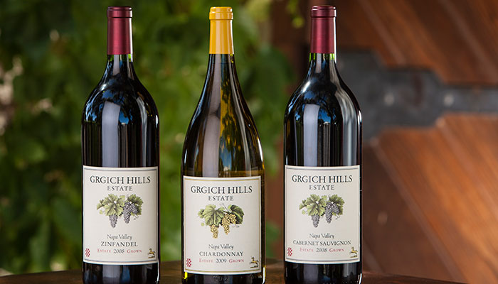 Grgich Hills Winemaker Dinner and Reception