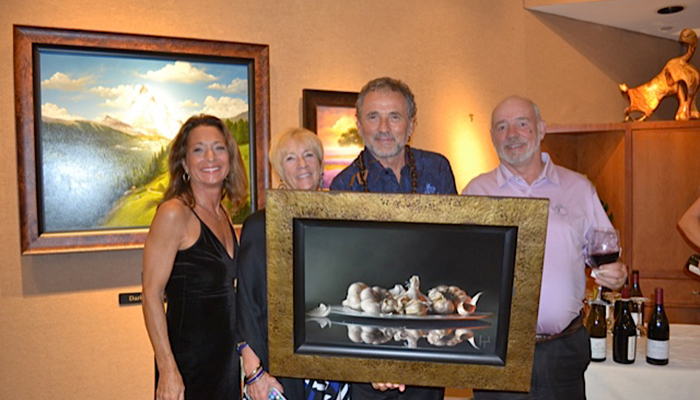 39th Anniversary Art Event with Seven World Class Artists
