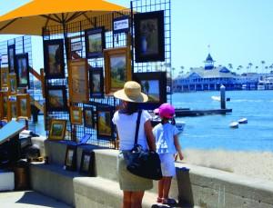 Balboa Art Walk