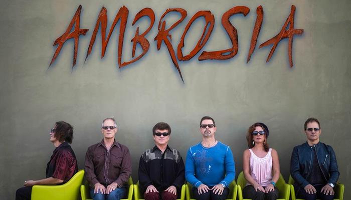Ambrosia at Lido Live