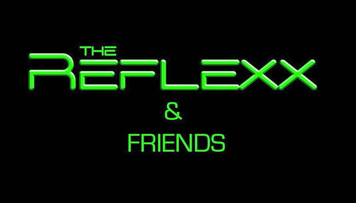 The Reflexx and Friends at Lido Live