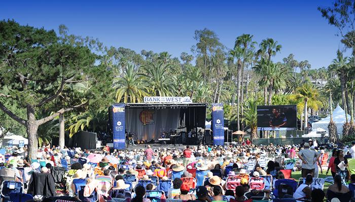 Hyatt Regency Newport Beach Jazz Festival
