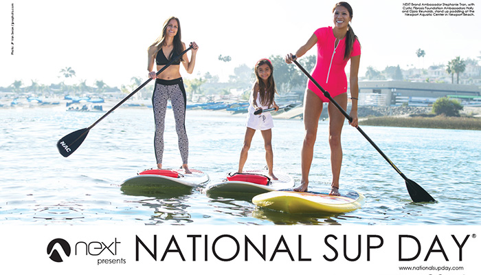 Next National SUP Day