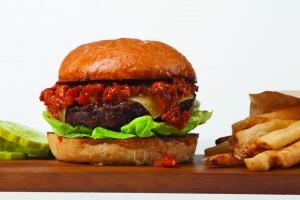 Oak Grill Butcher Burger (Oak Grill)