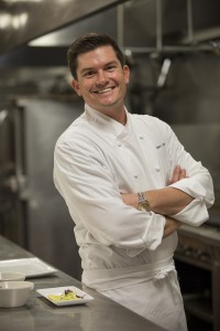 Oak Grill Chef Marc Johnson In the Kitchen