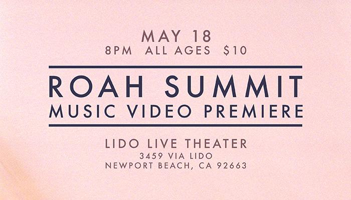 Roah Summit at Lido Live