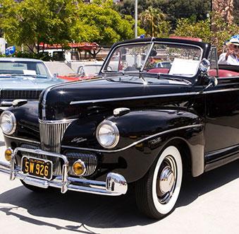 Car Culture Rolls into Newport Beach