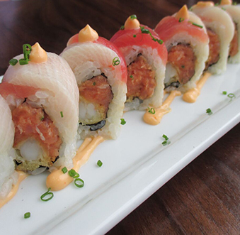 Sushi Roku Is Making a Big Splash in Fashion Island