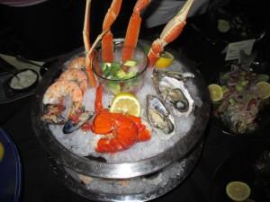 SOL Cocina new seafood dish