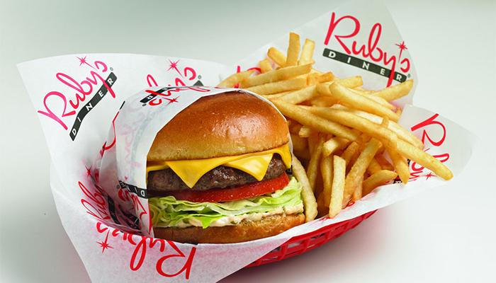 Ruby's Birthday Celebration- $2.99 Burger Special