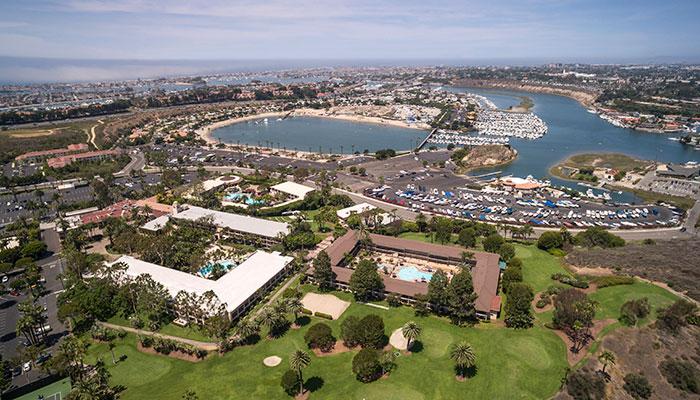 Hyatt Regency Newport Beach Visit