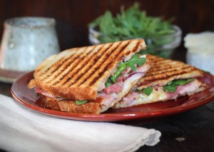 Cafe 538 Ham Panini (Cafe 538 Facebook)