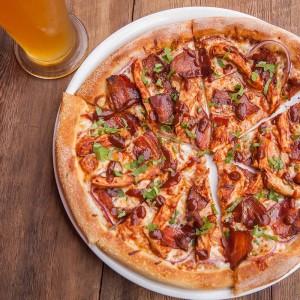California Pizza Kitchen Barbecue Chicken Pizza (California Pizza Kitchen Facebook)[1]