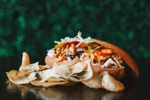 Sessions West Coast Deli Geno Sandwich (Sessions West Coast Deli)