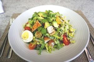 Oak Grill Cobb Salad (Island Hotel Newport Beach)