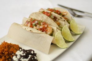 Red O - Mazatlan Shrimp Taco
