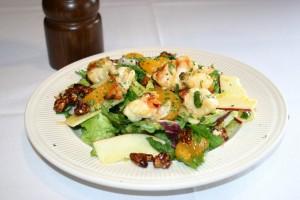 Rothschild's Lobster & Mandarin Orange Salad with Citrus Dressing
