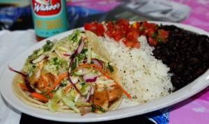 Wahoo's Fish Tacos - Fish Taco