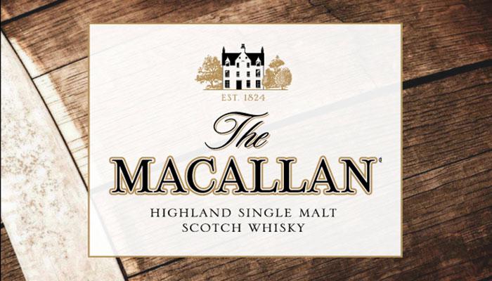 Oak Grill Whiskey Dinner- Macallan Scotch Whisky