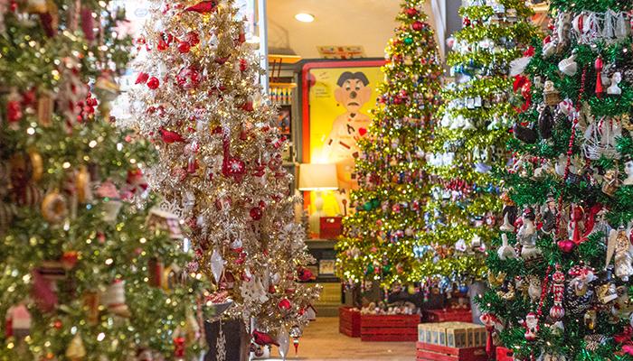 Roger S Gardens Christmas Boutique