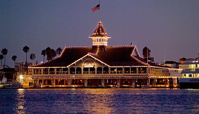 newport harbor pavilion
