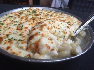 Mac 'n Cheese - Mastro's Ocean Club - Dave Lieberman