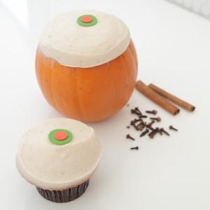 Sprinkles Pumpkin Cupcake (Sprinkles)