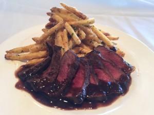 21 Ocean Front Steak Frites