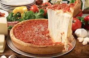 Cruisers Deep Dish Pizza