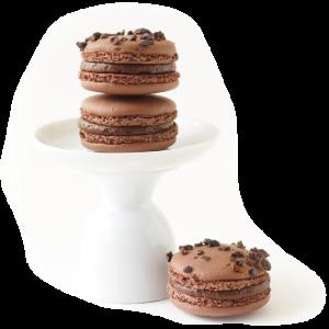 'lette Macarons - Caribbean Chocolate