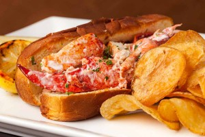 Bluewater Grill Lobster Roll