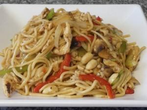 Ho Sum Bistro Kung Pao Noodles (Ho Sum Bistro Facebook)