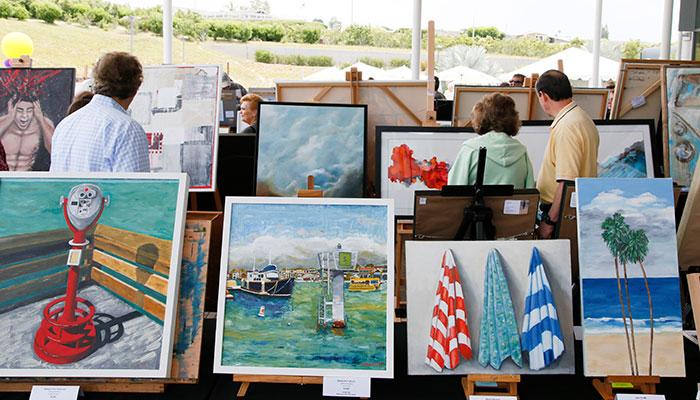 Newport Beach Art Exhibition