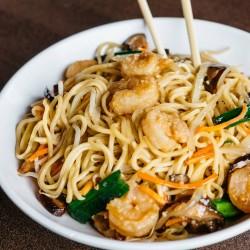 Pei Wei Shrimp Lo Mein (Pei Wei Facebook)