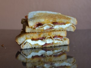 Trough Breakfast Sandwich (Joshua Lurie)