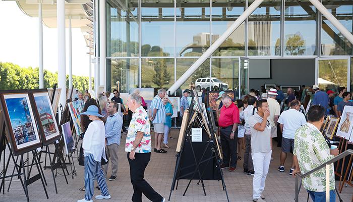 55th Annual Newport Beach Art Exhibition