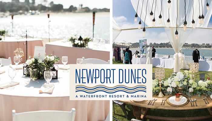 Newport Dunes Bridal Show