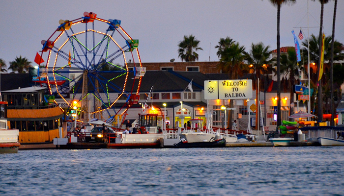 Balboa Island Restaurants With View