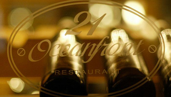Amizetta Wine Dinner at 21 Oceanfront