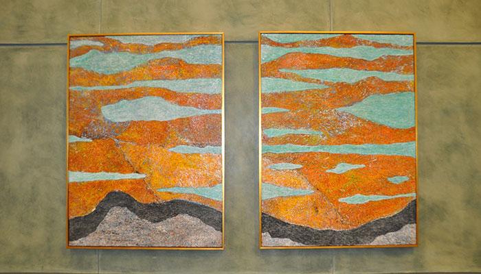 Art Exhibit by Eva Malhotra