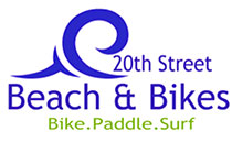 20th Street Beach and Bikes