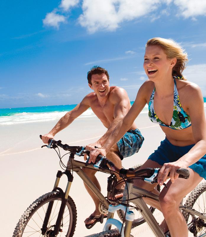20th Street Beach and Bikes