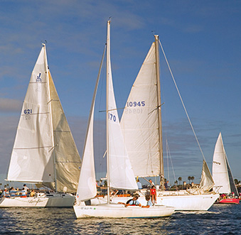 Eco Friendly Group Activities Along the Newport Beach Coast