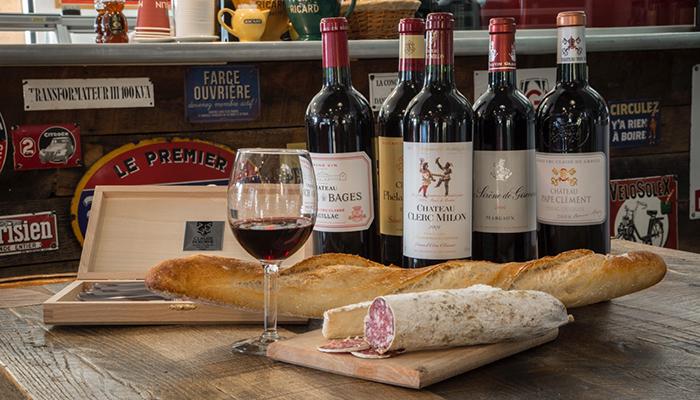 Burgundy Wine Tasting at Moulin