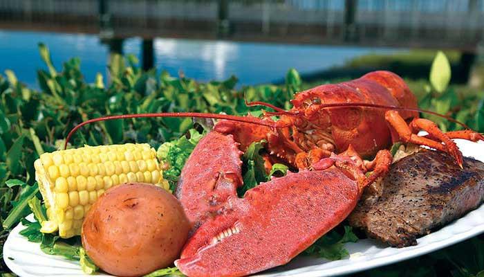 10th Annual Lobsterfest at Newport Beach