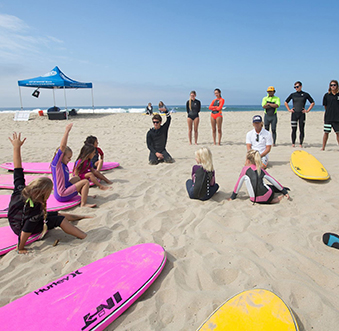 Summer Camps for Kids in Newport Beach
