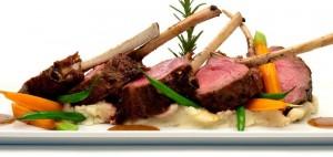Bayside - Roasted Rack of Lamb