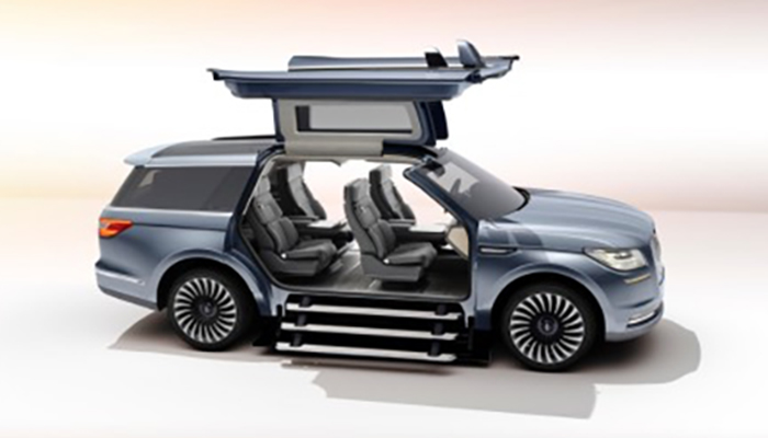 Limited Time Only: Lincoln Navigator Concept
