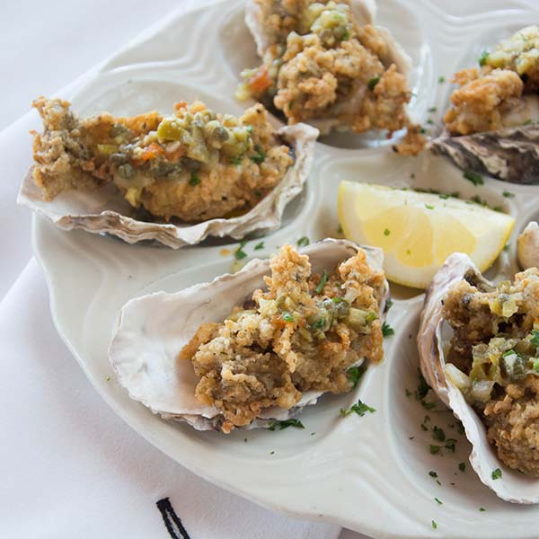 Gulfstream - Pacific Fried Oysters